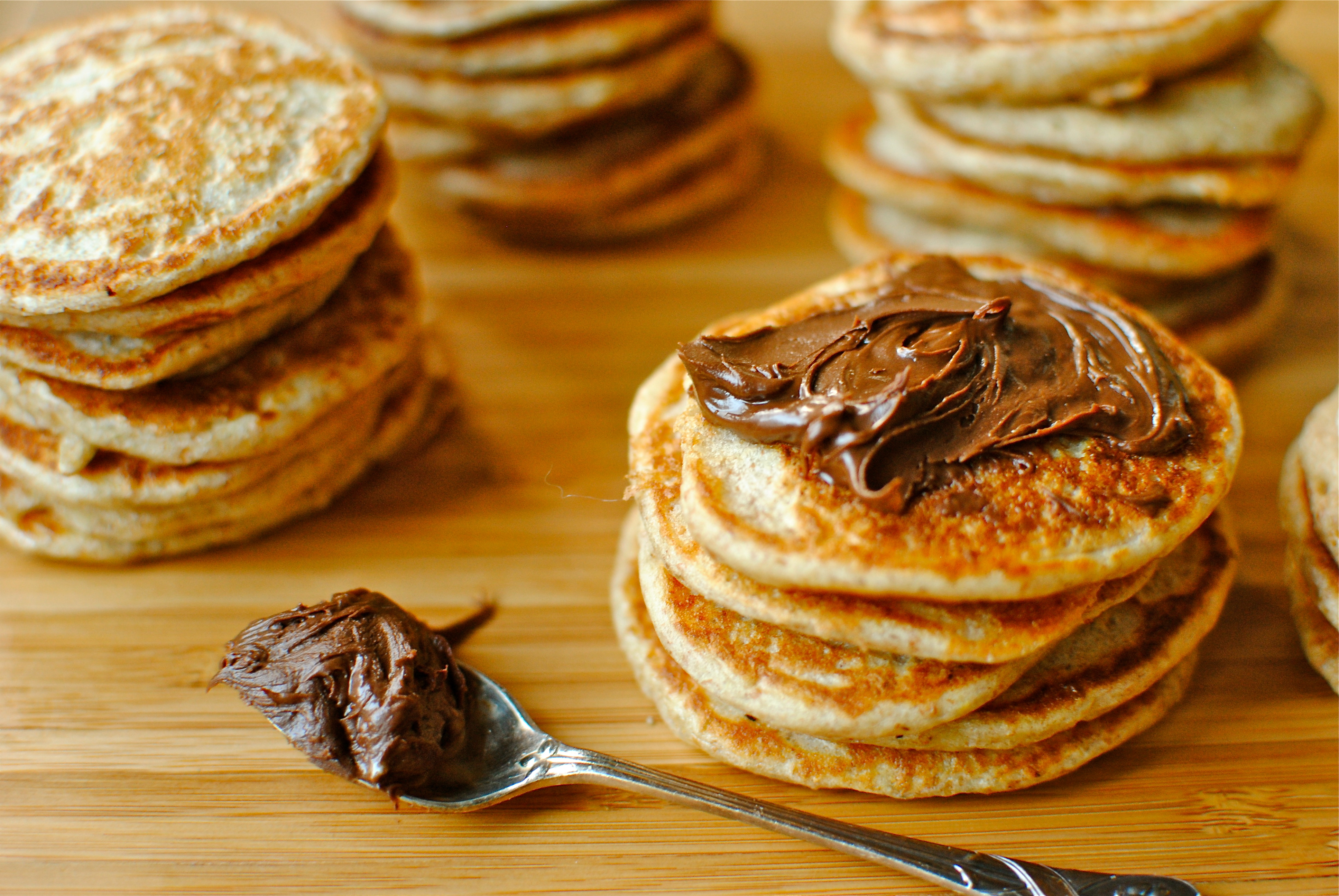 Brilliant blinis with sweet and savoury toppings food to glow food to glow forumfinder Image collections