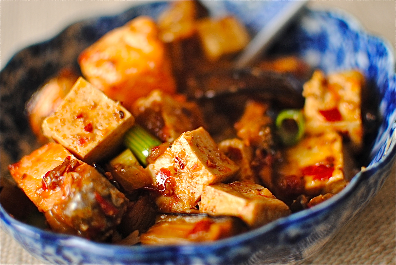 ma po tofu  revisiting a chinese classic