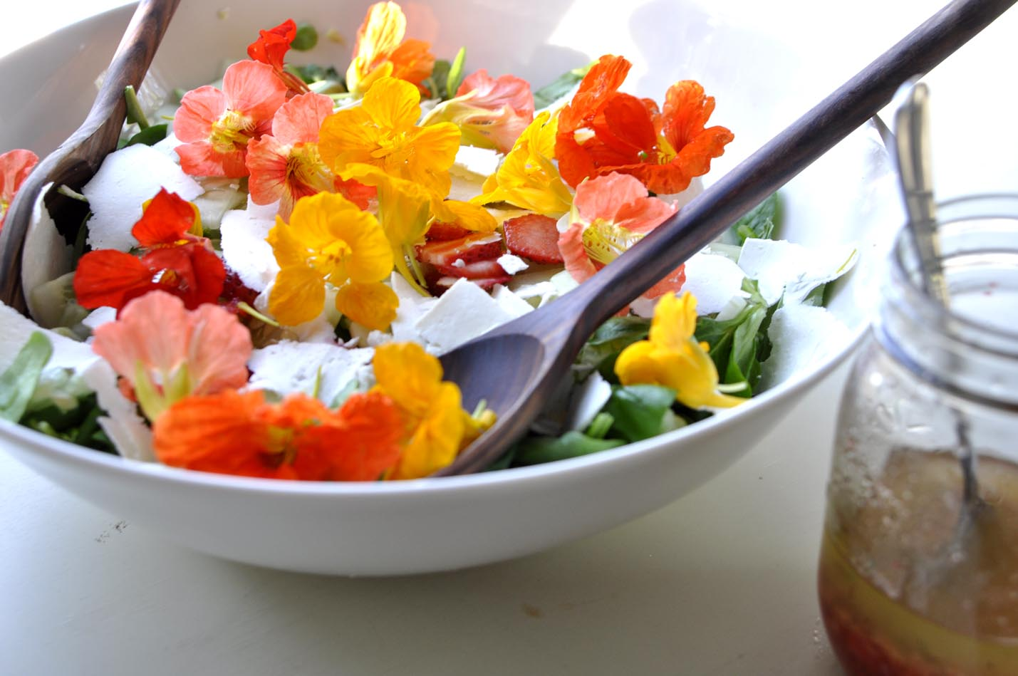 grow your own food easy edible flowers guest post