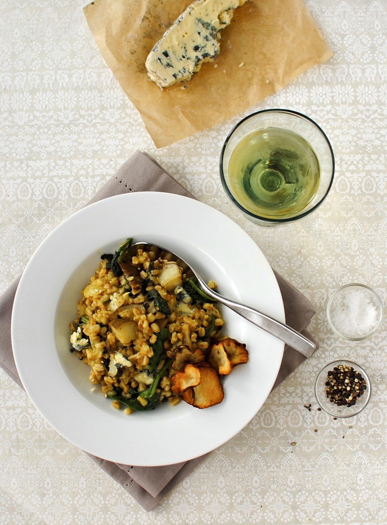 jerusalem artichokes recipe