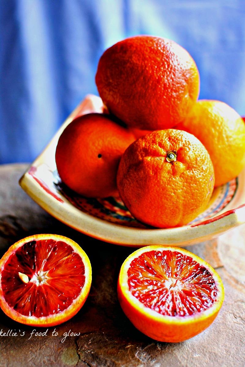 Upside-Down Blood Orange Polenta Cake Recipe (dairy-free ...